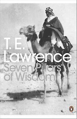 Seven Pillars of Wisdom 9780141182766 by T E Lawrence