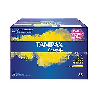 Tampax Tampax Compak Tampón Regolare 22 Uds Per le Donne