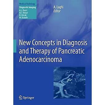 Nya koncept inom diagnos och terapi av bukspottskörteln Adenocarcinom efter förord av Albert L Baert & Redigerad av Andrea Laghi