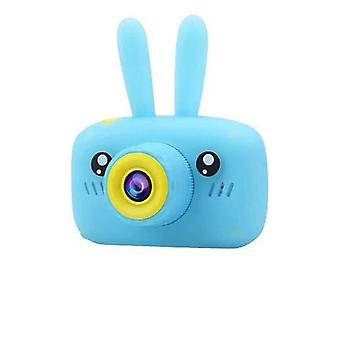 1080P HD كاميرا صور الفيديو الرقمية للأطفال كاميرا صغيرة 2 بوصة شاشة 12mp لطيف الكرتون الاطفال لعب الكاميرا للفتيات الصبي