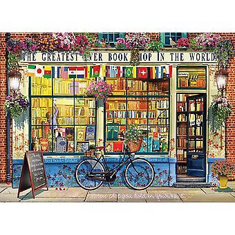 Eurographics La librería más grande del mundo Rompecabezas (1000 Piezas)