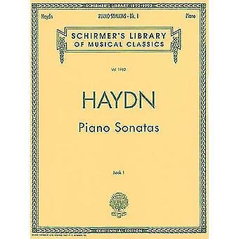 Complete Piano Sonatas Book 1 by By composer Franz Josef Haydn