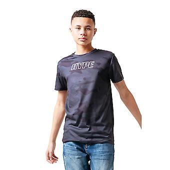 Hype Boys Racer Camo T-Shirt