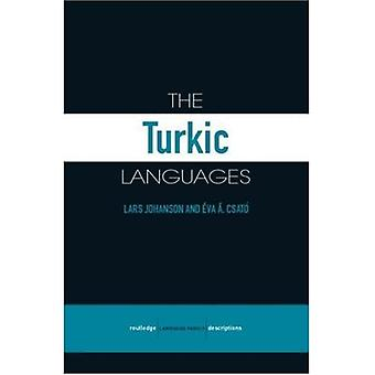 The Turkic Languages (Routledge Language Family) (Routledge Language Family Series)