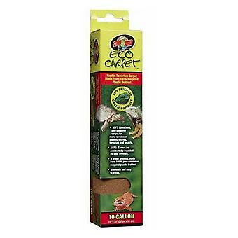 "Zoo Med Eco Teppich Reptilien Teppich - Tan - Reptibreeze (16"" x 16"")"