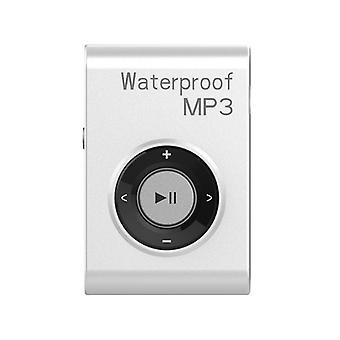 Waterproof MP3 Player Horse Riding MP3(White)