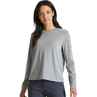 Craghoppers Womens 1st Layer Long Sleeve Tee T Shirt