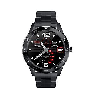 Computer racks mounts 1.3 Inch color smart watch fashionable multi-function bluetooth watch measurable ecg support offline