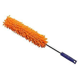 Car wash brushes professional car washing dust cleaning brush orange