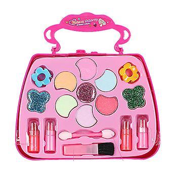 Mimigo Maquillage Enfants Cosmétique Jouet Filles Maquillage Kit Pour EnfantsToy Beauté Ensemble Cadeau d'anniversaire Pour 3 4 5 6 Ans Filles Fit Jeu de rôle, Princesse Dress Up
