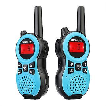 2pcs Kinder Intercom Mini Portable 0.5w Frs Frequenz