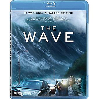 Wave [Blu-ray] USA import
