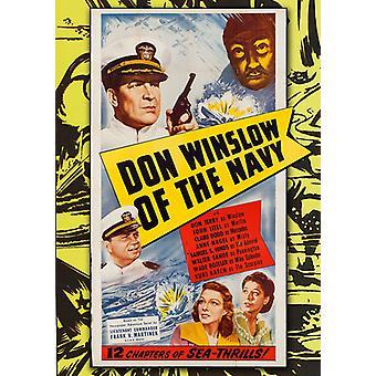 Don Winslow Navy [DVD] USA import