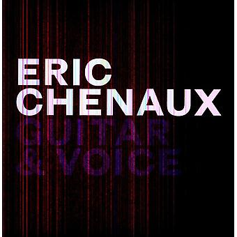 Eric Chenaux - Guitar & Voice [Vinyl] USA import