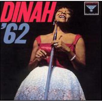 Dinah Washington - Dina 62 [CD] USA import