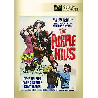 Paars Hills [DVD] USA importeren