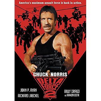 Delta Force 2 [DVD] USA importar