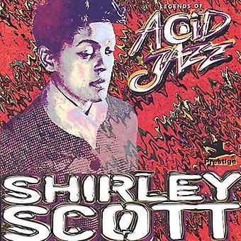 Shirley Scott - Legends of Acid Jazz [CD] USA import