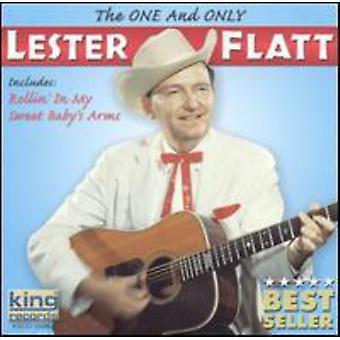Lester Flatt - One & Only [CD] USA import