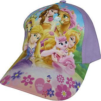 Ragazze Disney Principessa Baseball Cap | Cappello con schienale regolabile