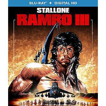 Rambo 3 [Blu-Ray] USA import