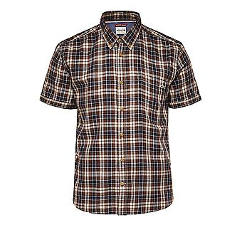 Jack and Jones Tuscon One Mood Indigo (Navy Blue) Casual Shirt