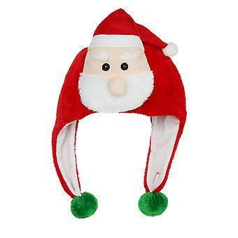 Christmas Shop Adults Plush Character Christmas Hat