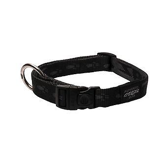 Rogz Alpinist Halsband schwarz