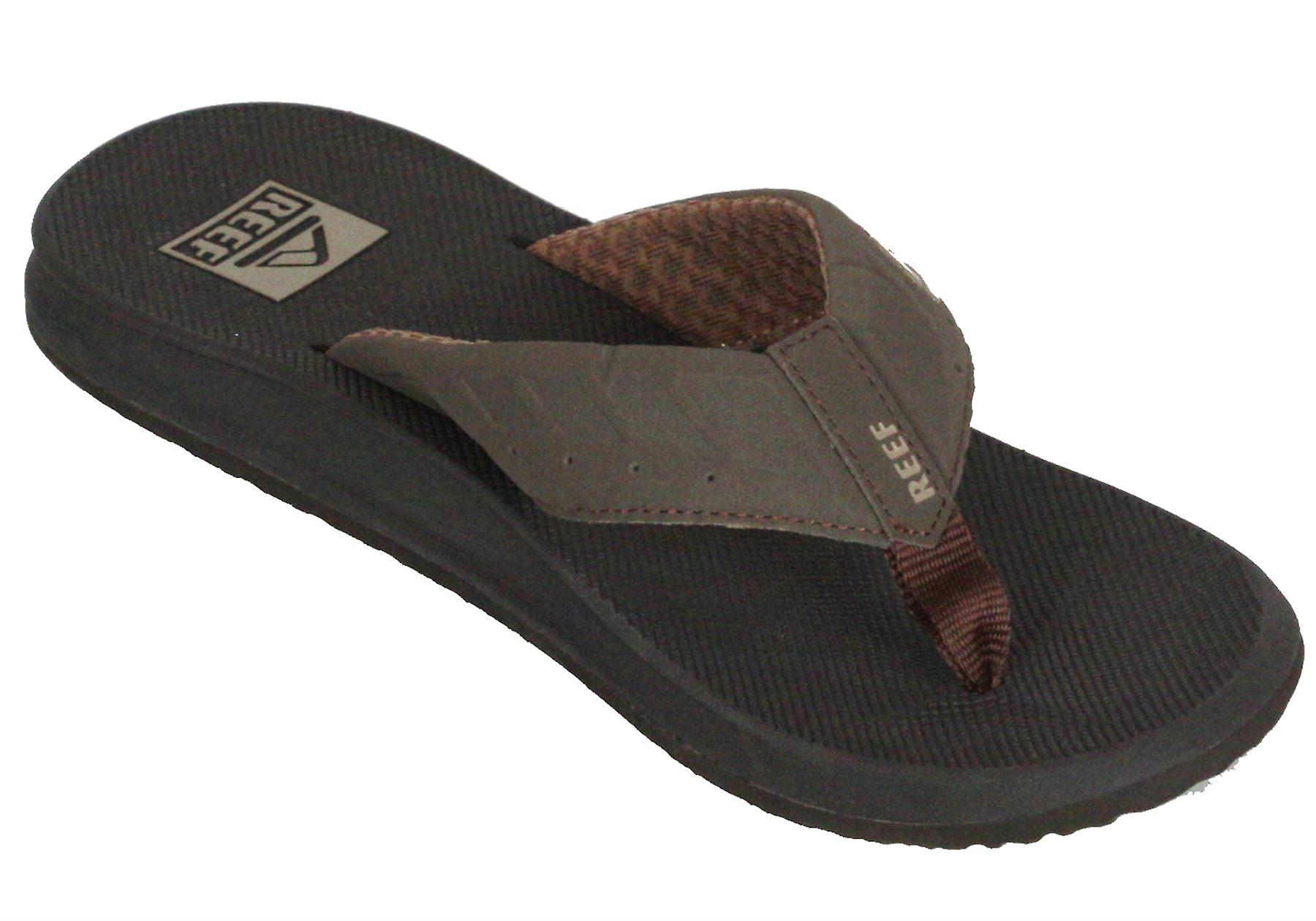 Rip Curl Mens Sandals ~ Ox chocolate