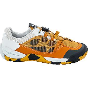 Jack Wolfskin Boys & Girls Jungle Gym Low Breathable Fast Dry Trainers