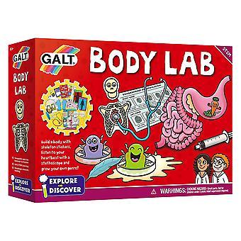 Laboratorio cuerpo GALT