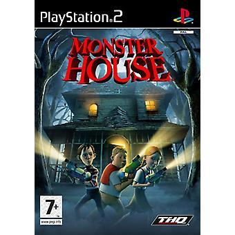 Monster House (PS2) - Fabrik versiegelt