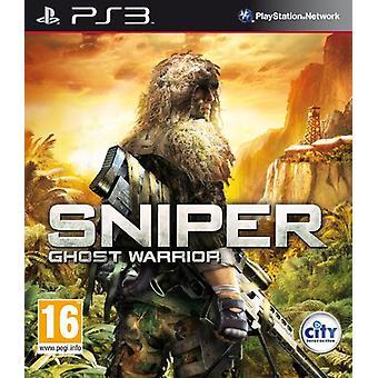 Sniper Ghost Warrior (PS3)-ny