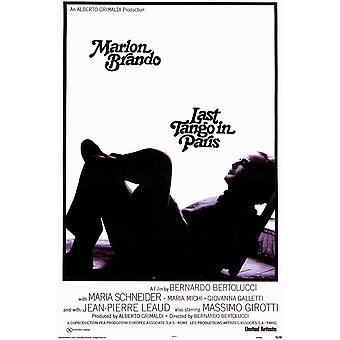 Last Tango in Paris Movie Poster (11 x 17)