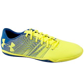 Under Armour Spotlight IN  1289538-300 Mens indoor football trainers