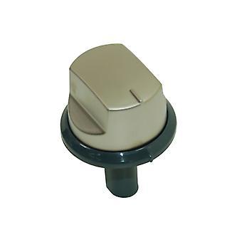 Perilla de Control del horno Hotpoint cromo