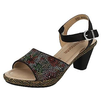 Dames Remonte hakken zomer sandalen D1051