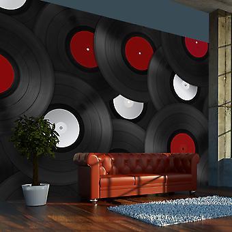 Wallpaper - Vinyls: Retro