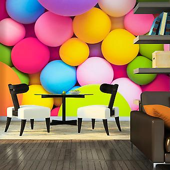 Fototapetti - Colourful Balls