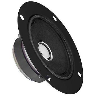 Monacor HT-22/8 Dome tweeter 10 W 8 Ω