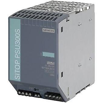 Siemens SITOP PSU300S 24 V/40 A Schienennetzteil (DIN) 24 V DC 40 A 960 W 1 x