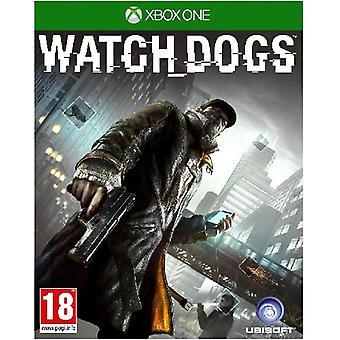Horloge honden een Xbox-spel