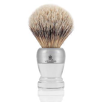 Vie-Long 16552 Silvertip Badger Hair Shaving Brush