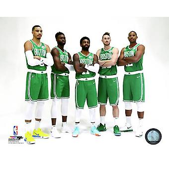 2018 Boston Celtics foto impresión