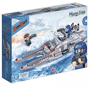 Combat Boat (275 Pcs)