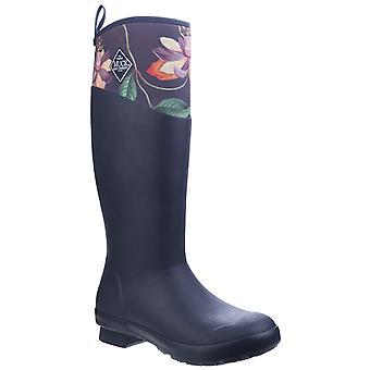 Muck laarzen Womens/dames Tremont RHS Print waterdichte Wellington laarzen