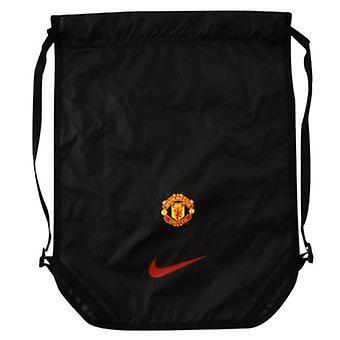 2012-13 man Utd Nike uskollisuutta Gym kassi (musta)