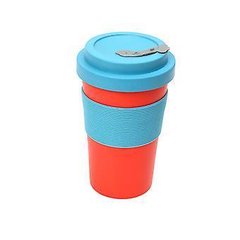 BamBroo Drinks Mug Scarlet