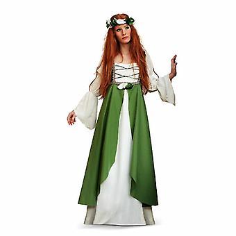 Famille noble médiéval Hortensia Mesdames costume robe médiévale princesse Mesdames costume