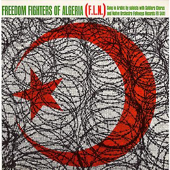 Freedom Fighters of Algeria (Sung in Arabic) - Freedom Fighters of Algeria (Sung in Arabic) [CD] USA import